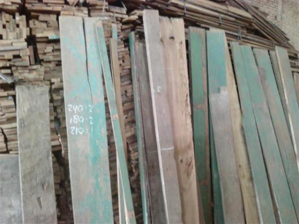 Wonderbaar oude teak planken | Teakmeubelen.com FG-83